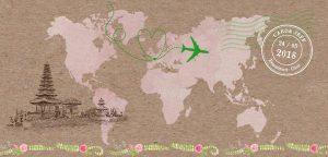 C&JF remerciement voyage bali, aventure, billet avion, spiritus naturae