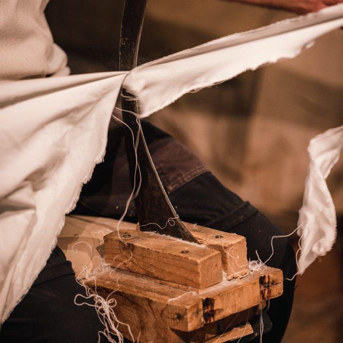 Fabrication papier artisanal mayenne - 7